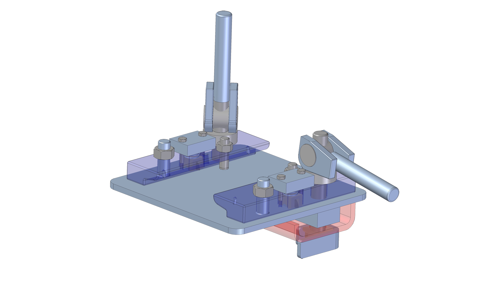 EB-2400-ECCO-Schnellbefestigung